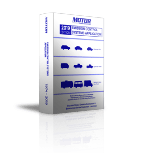 2019 Emission Control Systems Application by MOTOR