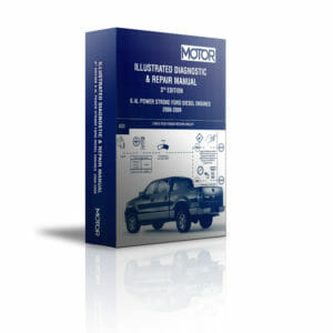 FORD Illustrated Diagnostic and Repair Guide
