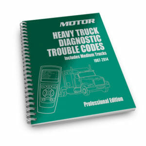 MOTOR Heavy Truck Diagnostic Trouble Codes