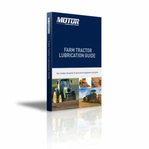 FARM TRACTOR LUBRICATION GUIDE