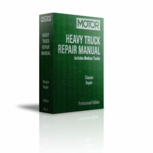 MOTOR Heavy Truck Repair Manual Chassis